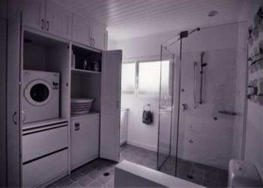 Avalon-Bathroom and Laundry