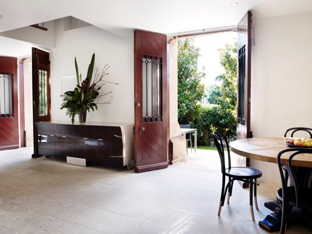 Woollahra Entry