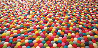 hargroves » rainbow rug