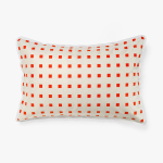 squares-pillowcase-fiery-coral