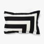corner-stripe-pillowcase-black