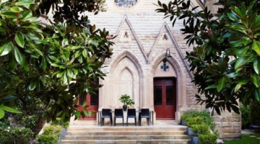 Woollahra House Front